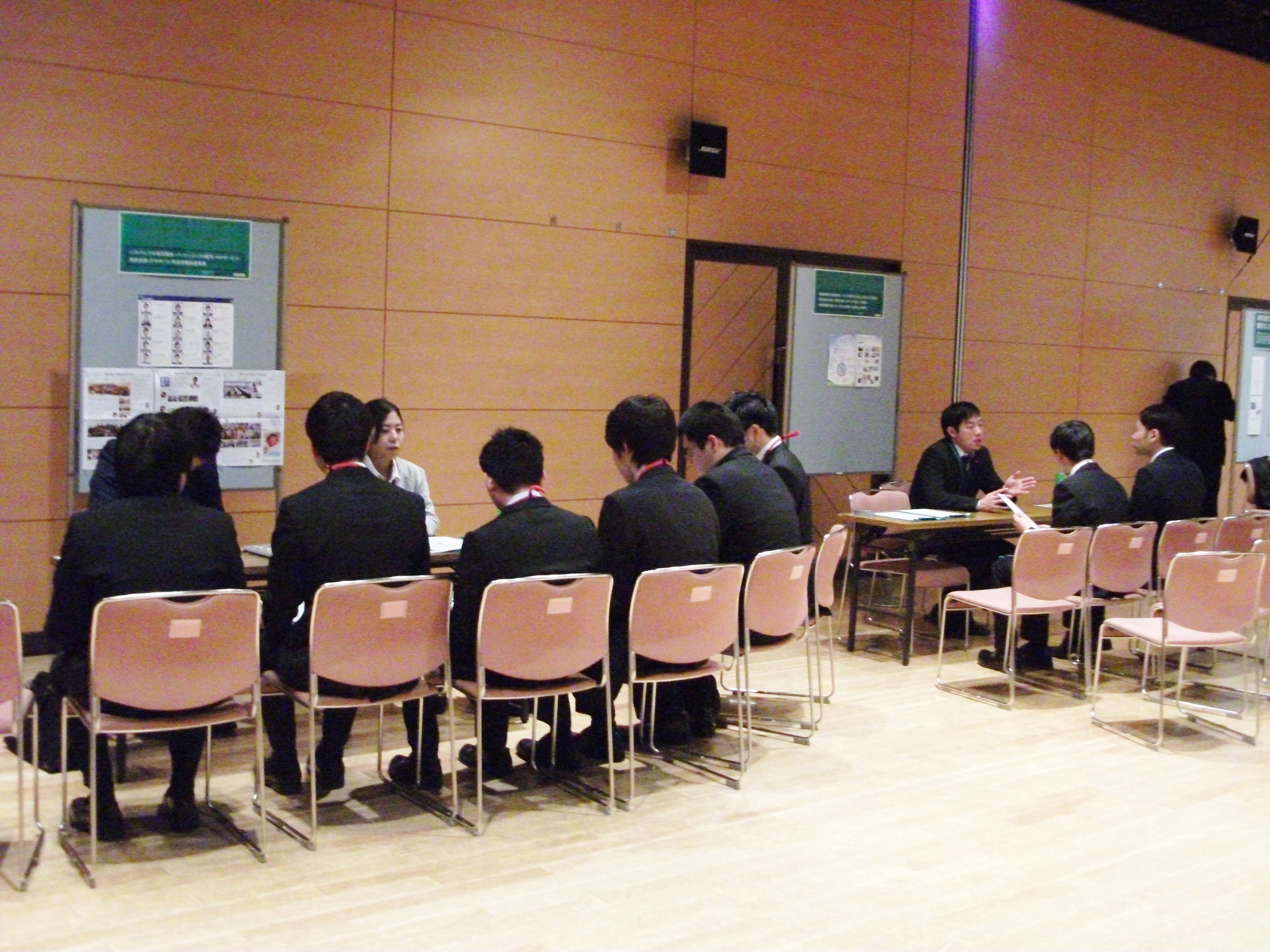 合同企業説明会 船橋 千葉県 21卒 中途