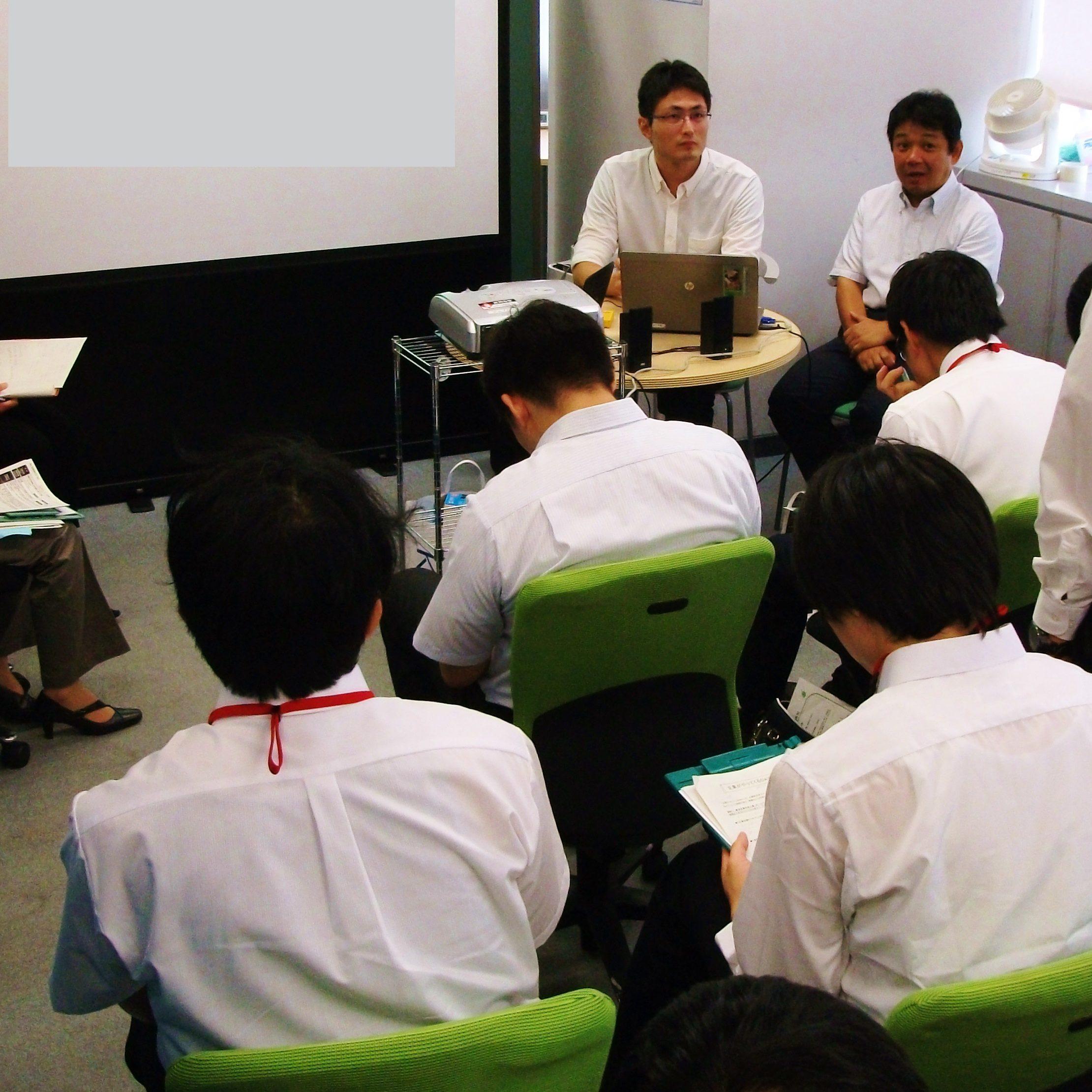 5/23 (木)企業説明会「企業がやってくるDAY!」 ㈱長谷川パイプ商会